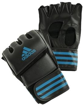 Adidas Grappling Training Glove, schwarz-blau XL