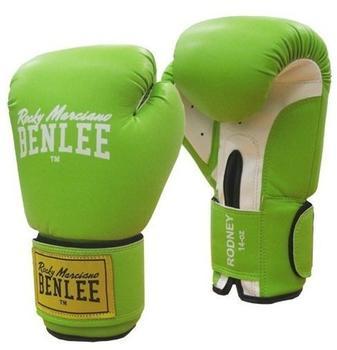 BENLEE Rocky Marciano Boxhandschuhe Rodney grün/weiß 10 oz