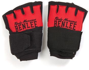 BENLEE Rocky Marciano Boxhandschuhe Gelglo Neoprene Gel black/red L