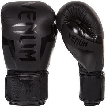 Venum Elite Boxhandschuhe - 14 ozSchwarz