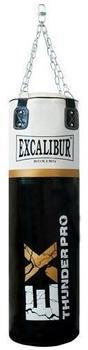 Excalibur Boxsack Excalibur weiß/schwarz/gold 120 cm
