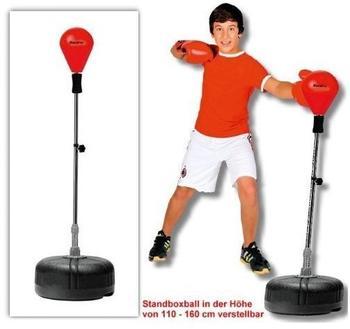 Winsport Standboxball Profi Kinder rot/schwarz