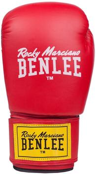 BENLEE Rocky Marciano Boxhandschuh RODNEY red-black