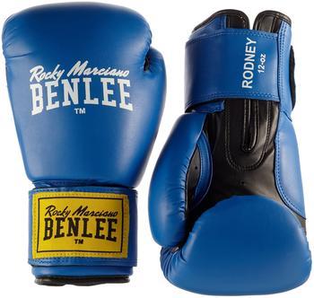 BENLEE Rocky Marciano Boxhandschuh RODNEY Blue/Black,