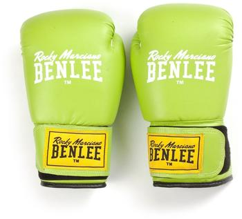 BENLEE Rocky Marciano Boxhandschuhe, Green/White, 8