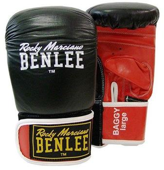 BENLEE Rocky Marciano Boxhandschuhe Baggy schwarz XL