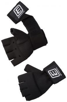 Intersport Innenhandsch.Quick Wrap Glove Tn - schwarz/weiss, [Größe INT:L/XL