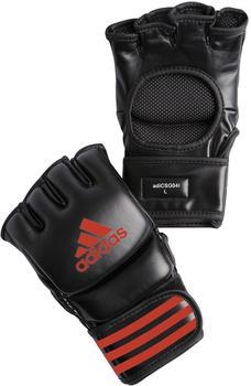 adidas Kampfhandschuh Ulimate Gr. L schwarz/rot, Adicsg041