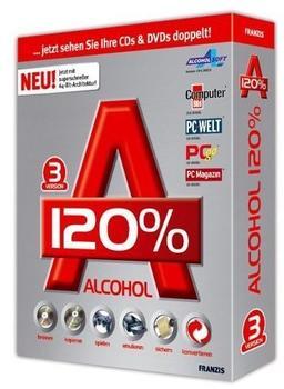Franzis Verlag Alcohol 120% 3.0