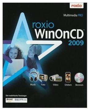Roxio WinOnCD 2009 (DE) (Win)