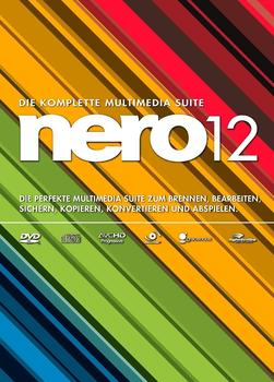 Nero 12 Essential Suite (Multi) (Win) (OEM)