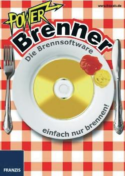 Franzis Power Brenner (DE) (Win)