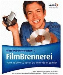 Ulead DVD Movie Factory 2 - Filmbrennerei (DE) (Win)