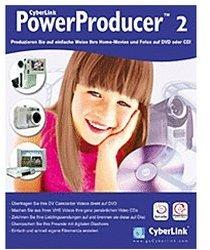 CyberLink Power Producer 2.0 Standardversion (DE) (Win)