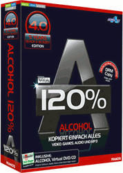 Franzis Alcohol 120% 4.0 Black & Bloody Edition (DE) (Win)