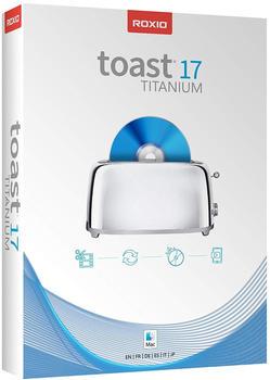 Roxio Toast 17 Titanium