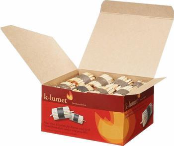 K-Lumet Feueranzünder für Kamin und Grill 1 x 16 Stück