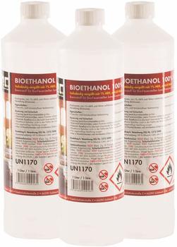 Höfer Chemie Bioethanol 100% 6 x 1 Liter