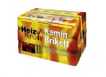 Heizprofi Braunkohlebriketts 10 kg