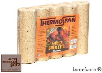 Thermospan Holzbriketts 1 x 10 kg