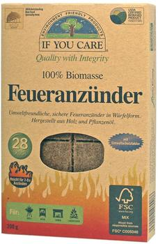Seitenbacher If you care Feueranzünder 28 Stück