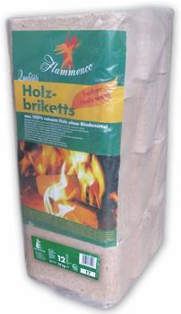 Flammenco Holzbriketts 10 kg