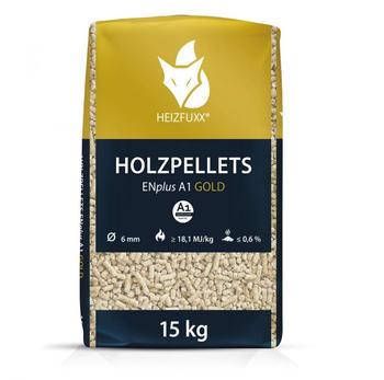 Paligo Heizfuxx Holzpellets EnplusA1 Gold (65 x 15 kg)