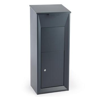 waldbeck-postbutler-paketbox-paketpostkasten-standbriefkasten-dunkelgrau