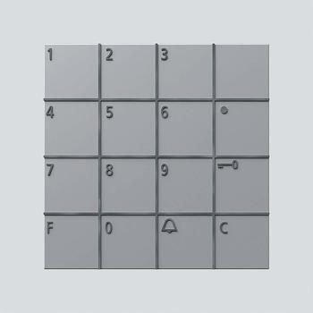 siedle-com-611-02-sm-codeschloss-modul