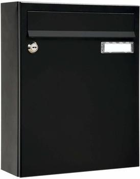 mefa-briefkasten-sonate-26-cm-schwarz