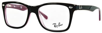 Ray-Ban RX5228 2126 (top brown on opal pink)