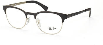 Ray-Ban RX6317 2832 (matt chrome-black)