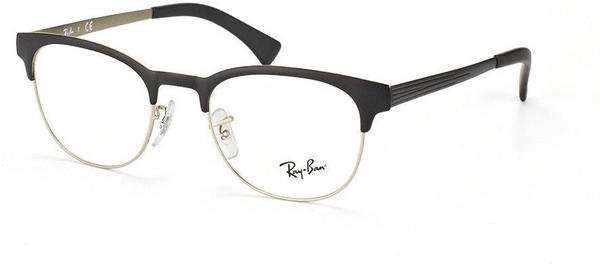 Ray-Ban RX6317 2832 (matt chrome-black)