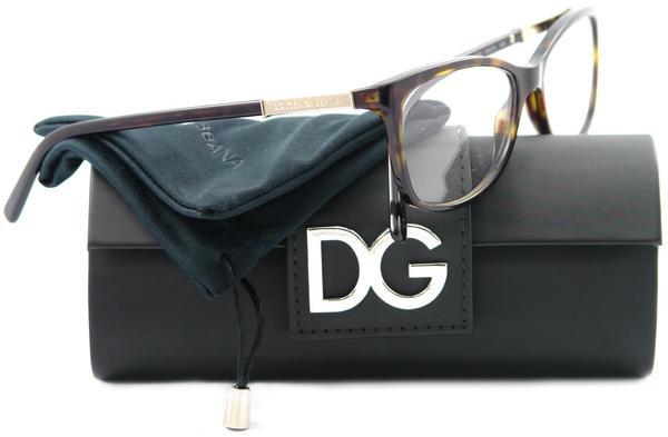 Dolce & Gabbana Logo Plaque DG3107