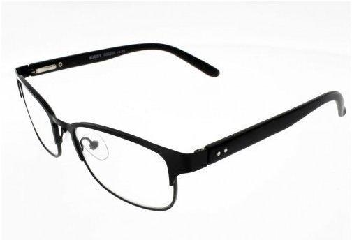 I NEED YOU Lesebrille Buddy SPH:+2,50 Farbe:Schwarz