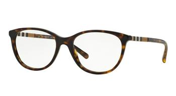 Burberry BE2205 3002 (havana/striped brown)