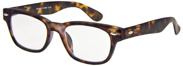 I NEED YOU Lesebrille Woody G11800 +3.00 DPT havanna
