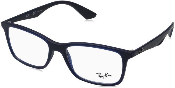 Ray-Ban RX7047 5450 (navy matt)