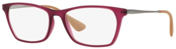 Ray-Ban RX7053 5526 (wine red/silver)