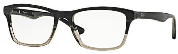 Ray-Ban RX5279 5540 (black-grey crystal)