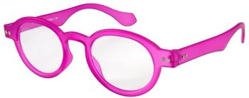 I NEED YOU Doktor Limited Lila Panto-Kunststoffbrille Dioptrien +03.00)