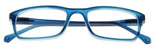 I NEED YOU Eric blau, Kunststoff-Lesebrille (Dioptrien: +02.50