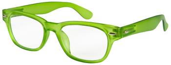 I NEED YOU Woody limited grün Retro-Kunststoffbrille