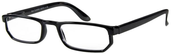 I NEED YOU Lesebrille Classic G0300 +3.50 DPT schwarz