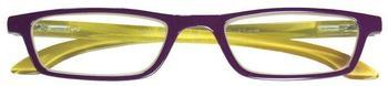 I NEED YOU Tiffy1.00 Stück2.50 DPTPflaume-Beige Kunststoffbrille Dioptrien +02.50)