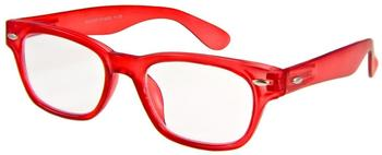 I NEED YOU Lesebrille Woody Limited +3.50 DPT rot