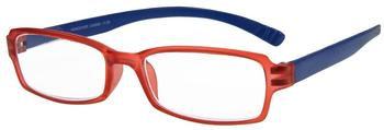 I NEED YOU Lesebrille Hangover +2.00 DPT rot blau
