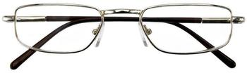 I NEED YOU Docker Gold Metallbrille Dioptrien +04.00)