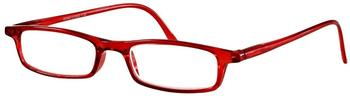 I NEED YOU Lesebrille Adam +4.00 DPT rot