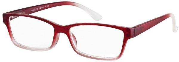 I NEED YOU Lesebrille Paradise +3.00 DPT rot